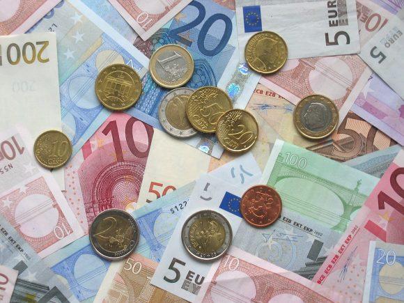 外国の紙幣と貨幣