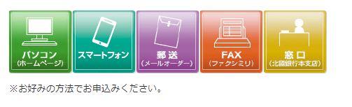 北國銀行カードローン審査