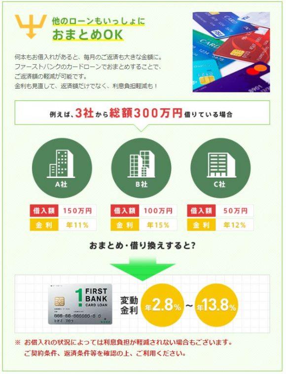 富山第一銀行カードローンメリット
